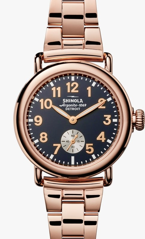 Runwell Sub Second Shinola