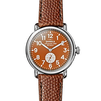 Runwell Sub Second Shinola – Orange