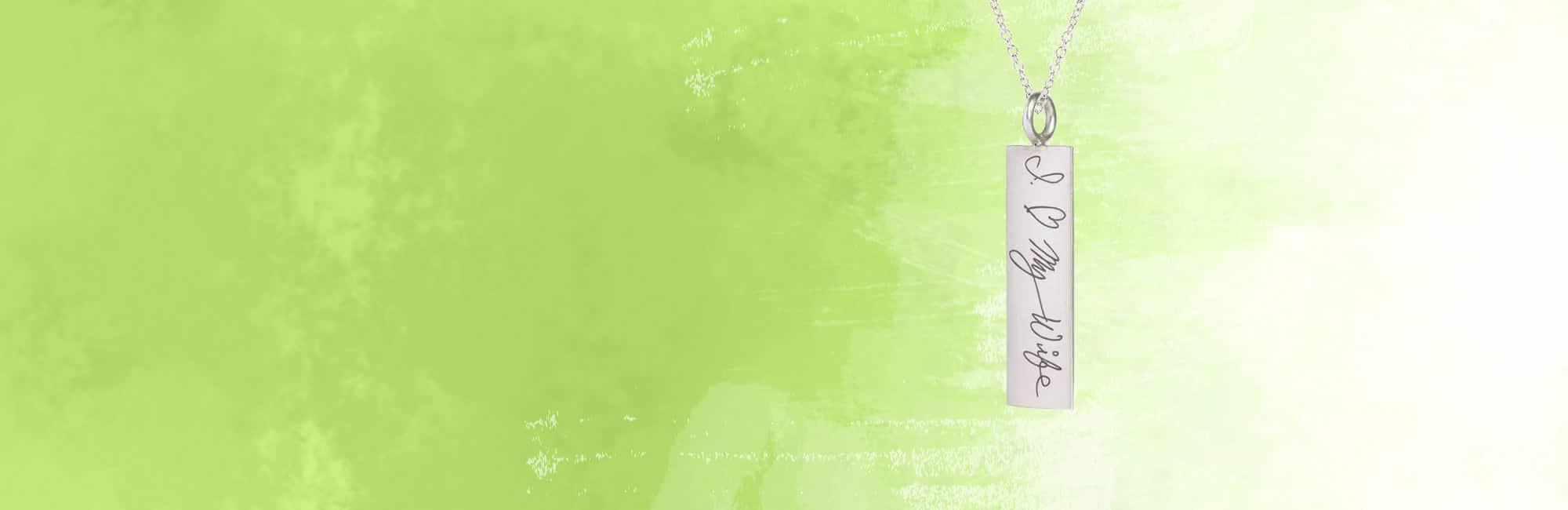 Engraving Jewelry | Machine & Hand Engraving | Brinker\'s Jewelers