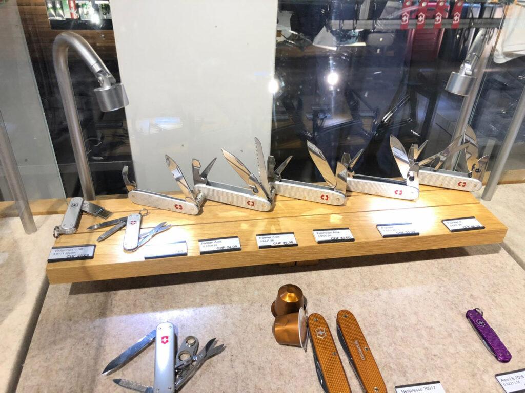 baselworld 2018 swiss knives