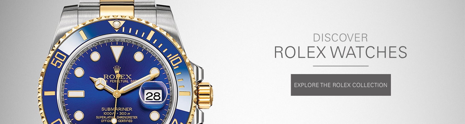 discover Rolex collection