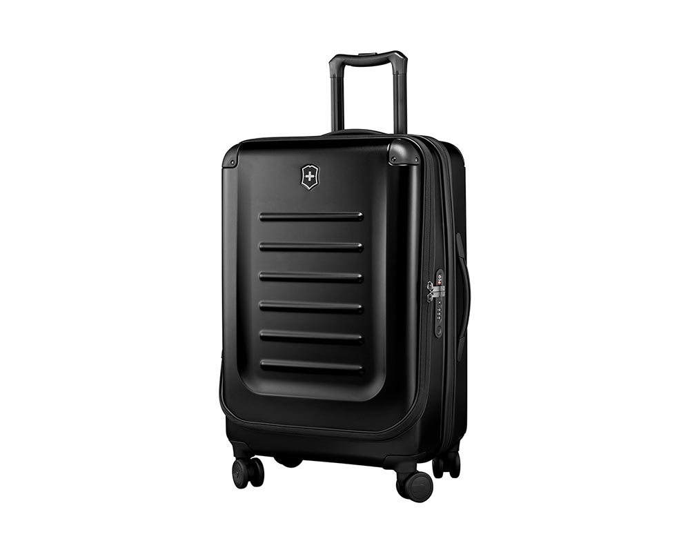 Victorinox Black Spectra Medium Expandable Travel Case