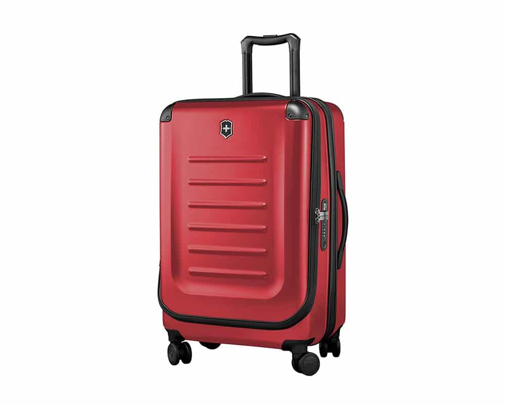 Victorinox Red Spectra Medium Expandable Travel Case