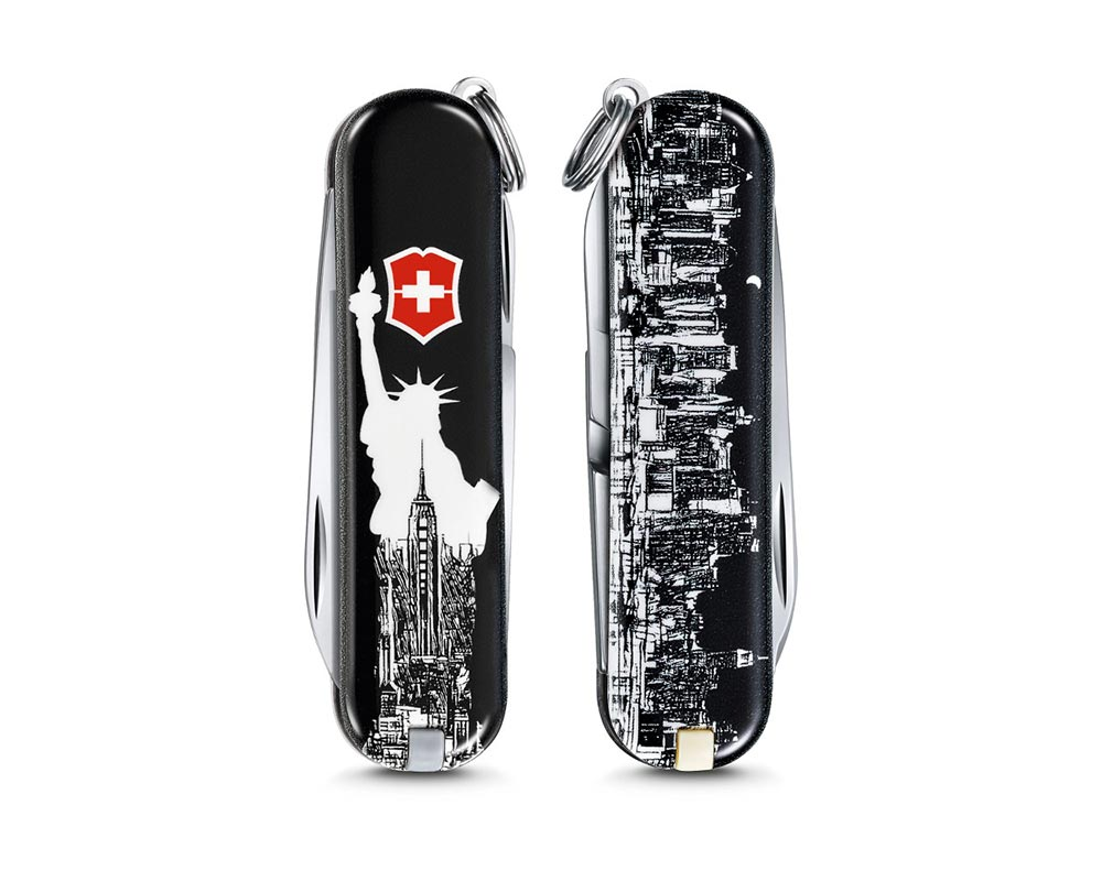 """New York"" Classic SD Limited Edition 2018 Pocket Tool"