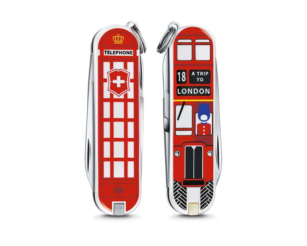 """A Trip To London"" Classic SD Limited Edition 2018 Pocket Tool"