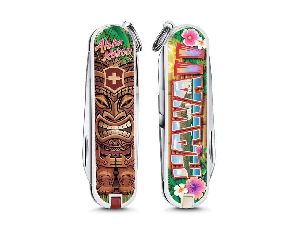 """""""Aloha Kakou"""" Classic SD Limited Edition 2018 Pocket Tool"""