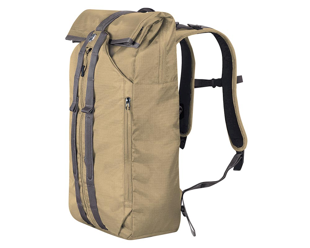 Altmont Sand Deluxe Duffel Laptop Backpack