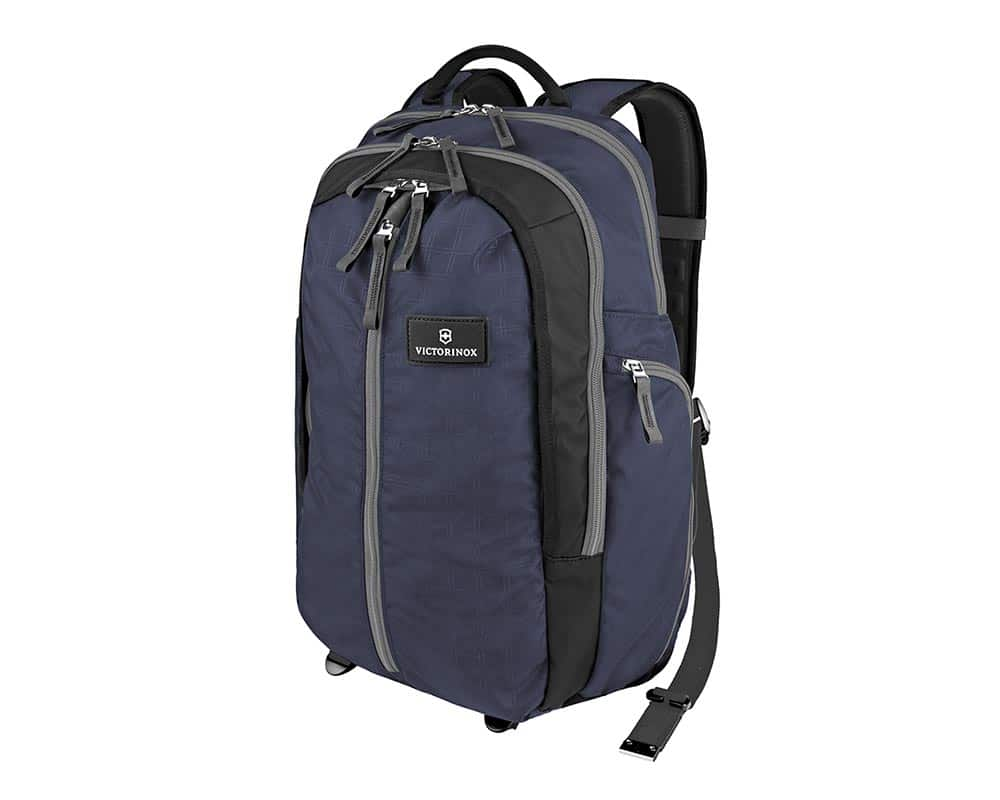 Altmont Blue Vertical Zip Laptop Backpack