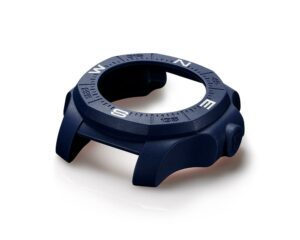 Blue INOX Watch Bumper