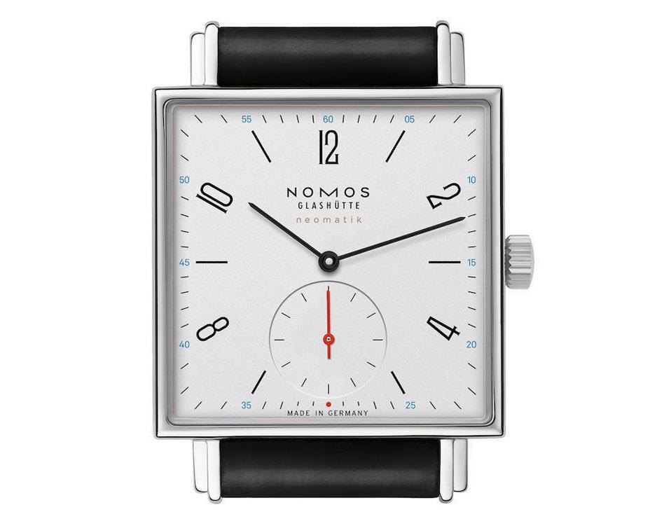 Stainless Steel Tetra Neomatik Watch