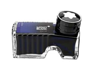 Montblanc Royal Blue Ink Bottle