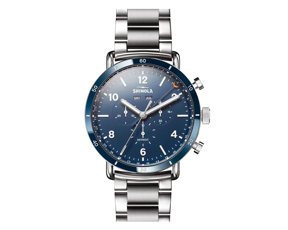 THE CANFIELD SPORT 45mm MEN`S CHRONOGRAPH 20089890-sdt-003675891