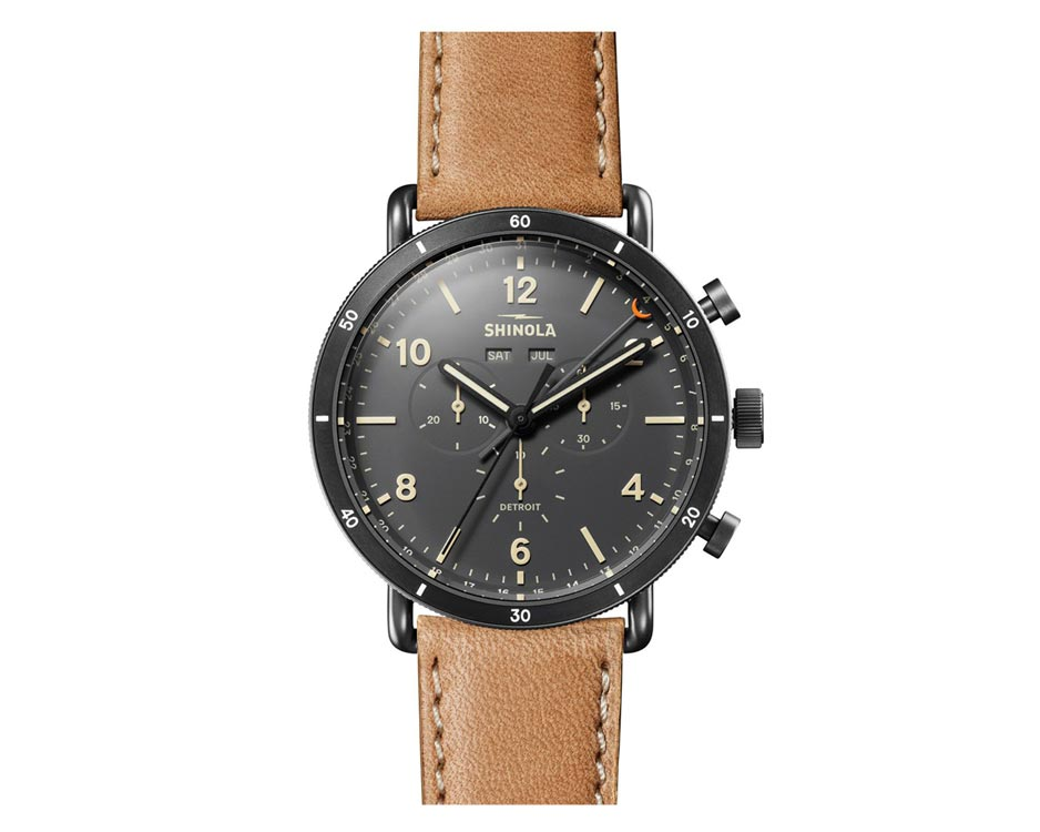 CANFIELD SPORT MEN`S 43mm CHRONOGRAPH 20089891-sdt-003675895