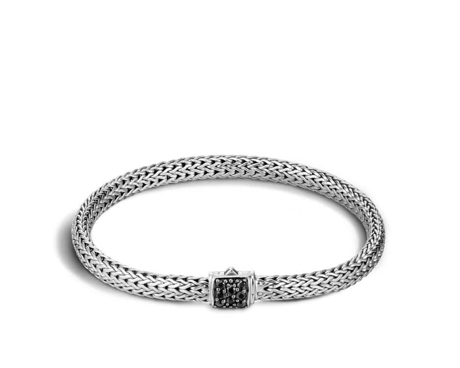 Extra Small Sterling Silver Classic Chain Bracelet by John Hardy