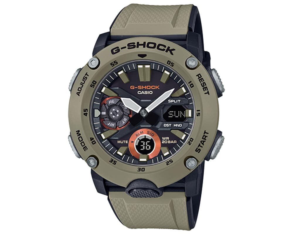 Casio G-SHOCK GA2000-5A
