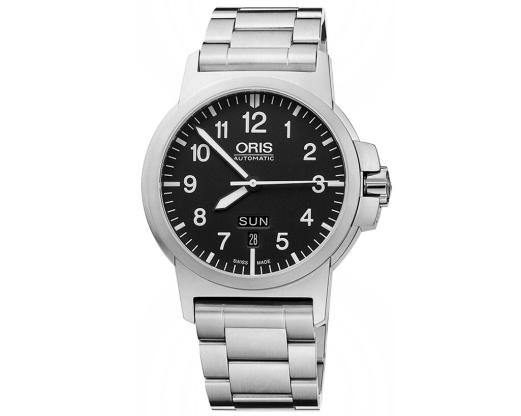 ORIS BC3 ADVANCED 42mm MEN`S DAY DATE 01 735 7641 4164-07 8 22 03