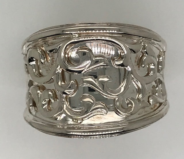 Charles Krypell Ivy Collection Ring