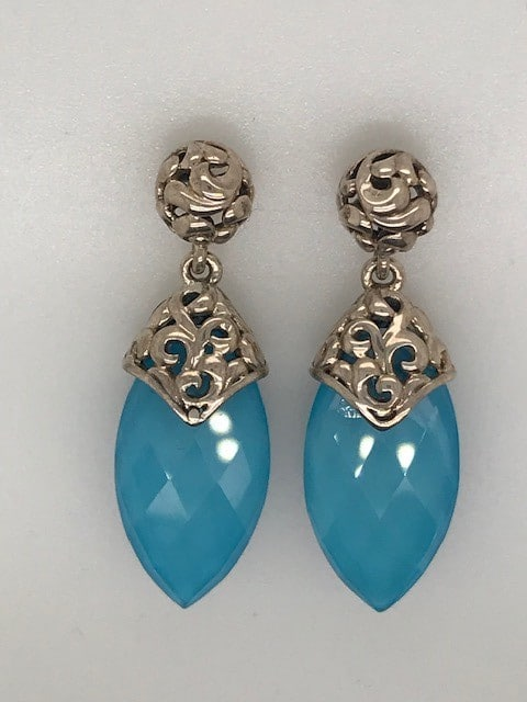 Charles Krypell Ivy Collection Earrings