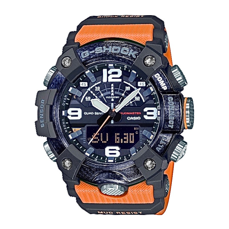 CASIO G-SHOCK MASTER OF G SERIES MUDMASTER WATCH GGB100-1A9