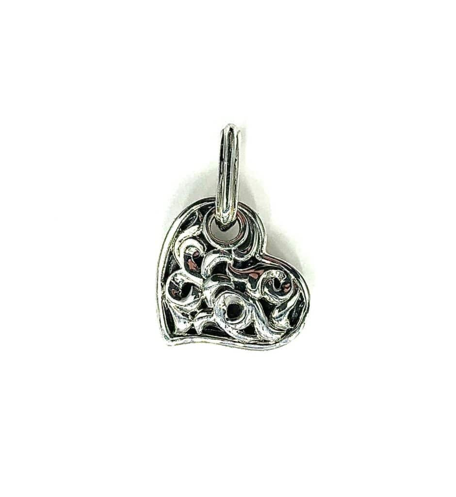 CHARLES KRYPELL IVY COLLECTION STERLING SILVER PENDANT CHARM