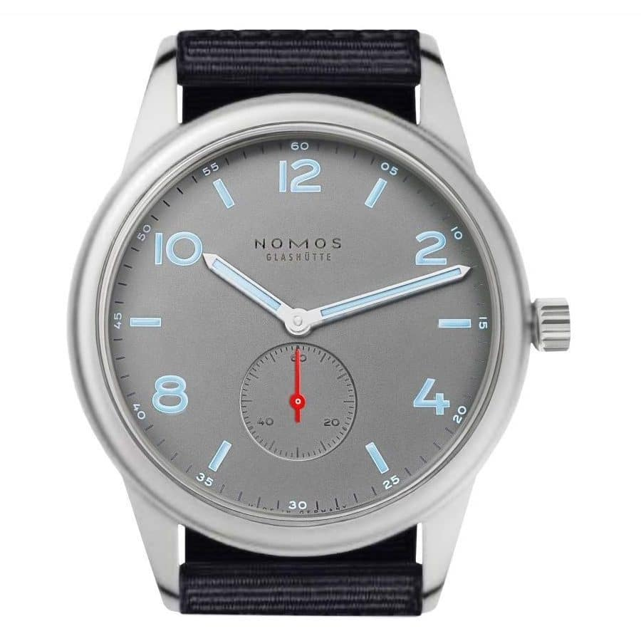 Limited Edition NOMOS-Glashütte Club 48 Made Exclusively for Brinker's Jewelers