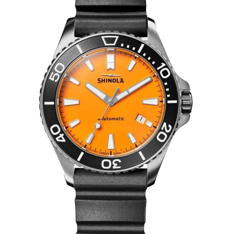Shinola Lake Huron Monster Automatic 43mm