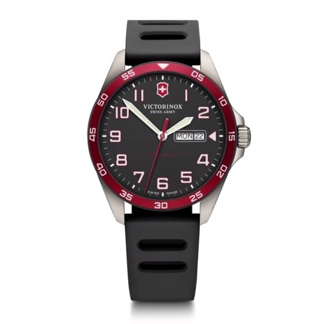 Limited Edition Swiss Army Watch FieldForce Sport Titanium LE