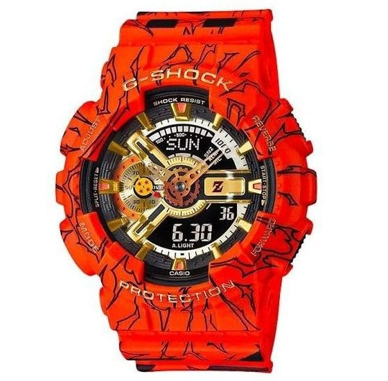 Dragon Ball Z G Shock GA110JDB-1A4