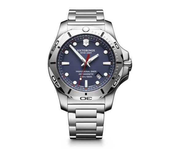 I.N.O.X. Professional Diver Stainless Steel Bracelet