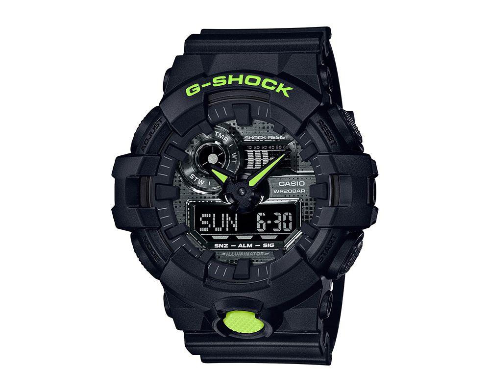 Digital camouflage G-Shock GA700DC-1A