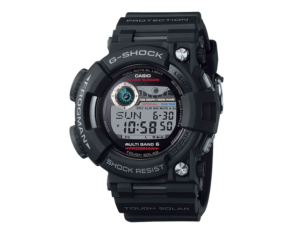 Master of G FROGMAN G-Shock GWF1000-1
