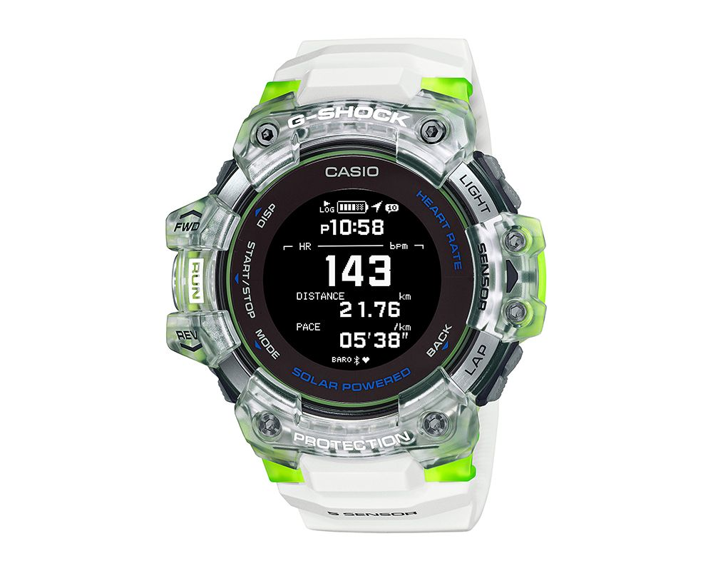 G Move G-Shock with Green Accents GBDH1000-7A9