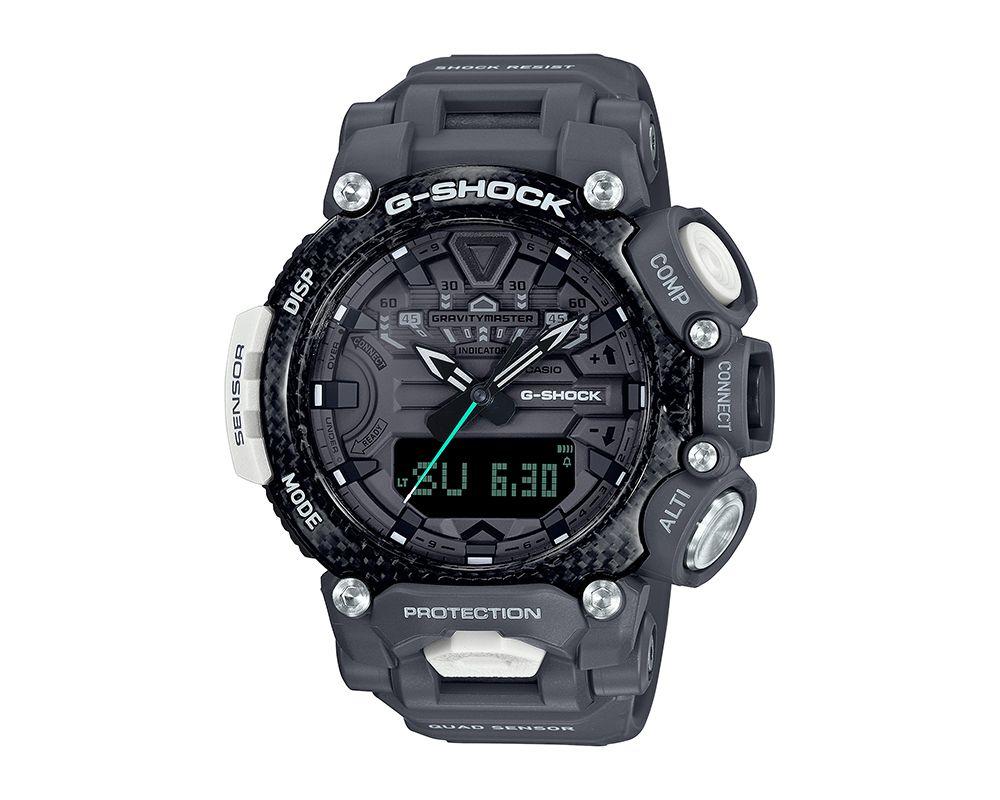 GRAVITYMASTER G-Shock Blackout G-Shock GRB200RAF-8A