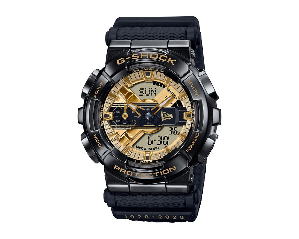Limited Edition Gold And Black G-Shock GM110NE-1A