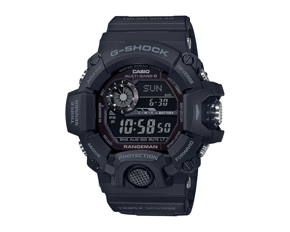 Master of G RANGEMAN G- Shock GW9400-1B