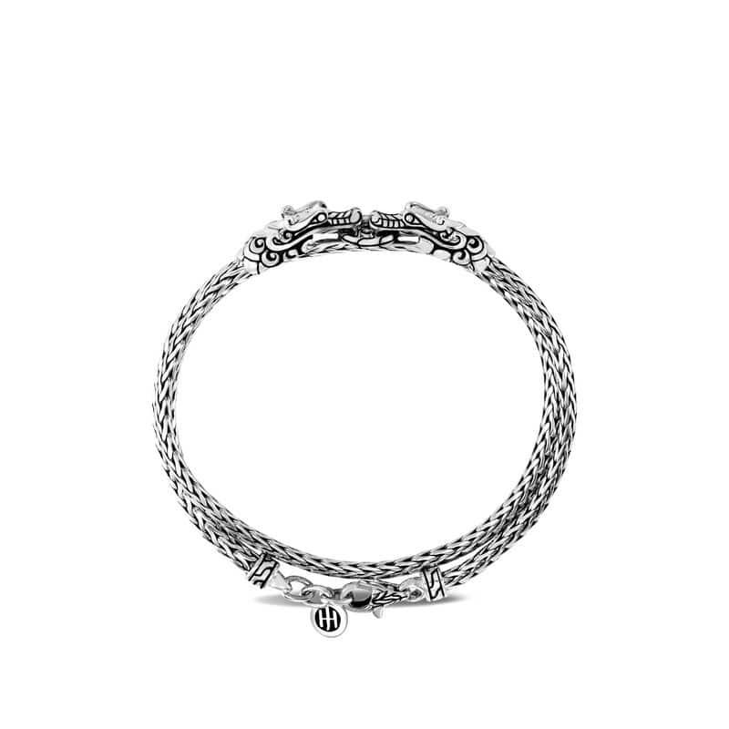 Naga Double Wrap Bracelet