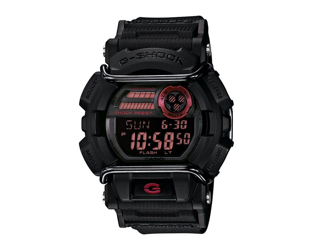 Street Sports G-Shock  With Face Protectors GD400-1