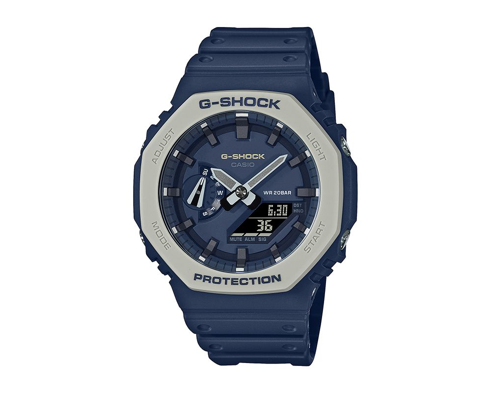 Earth Tone Color Series Navy Blue G-Shock GA2110ET-2A