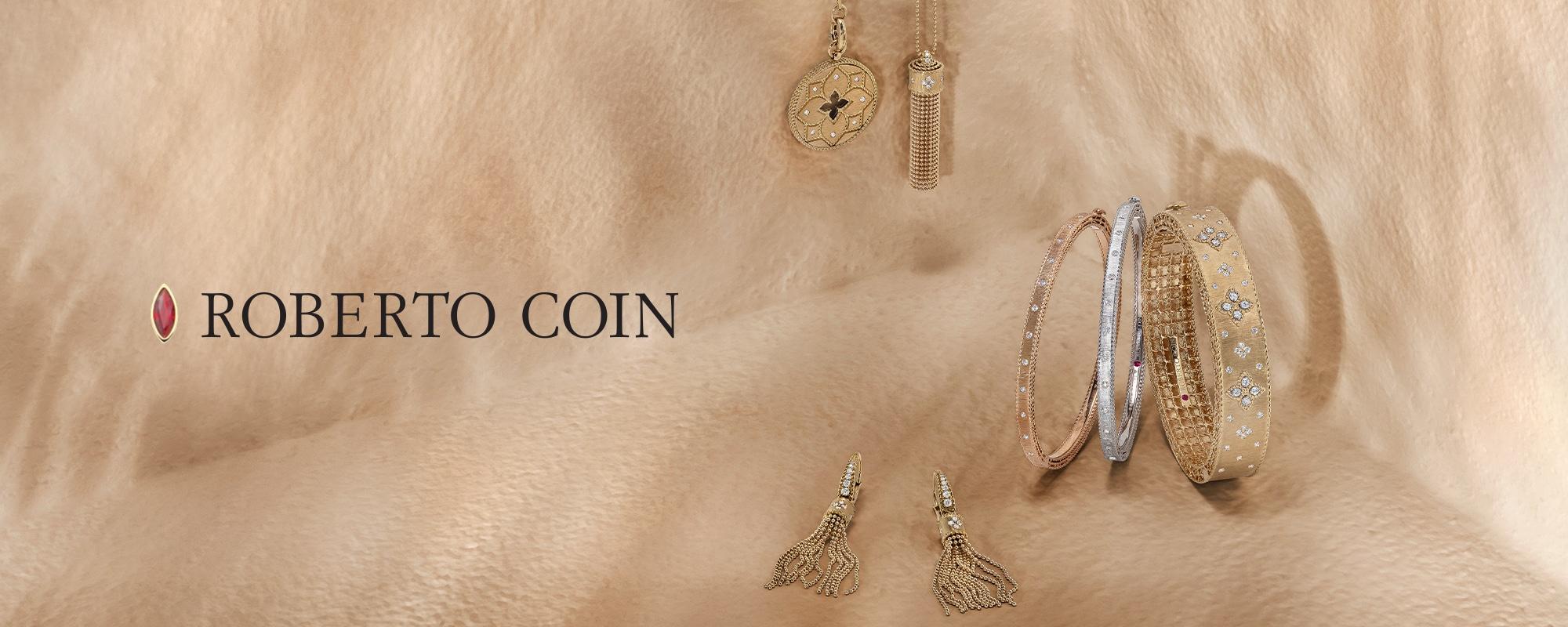 Roberto Coin Princess & Tassel